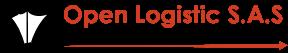 logo open logistic operadores logisticos